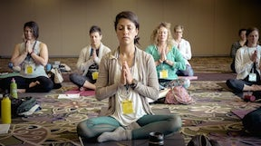 Reducing stress with Meditation, is one of the best ways to reduce stress.